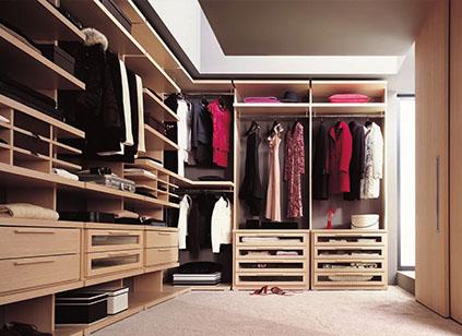 Внутреннее наполнение шкафа-купе: общие принципы